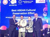 Gambar sampul Garuda Indonesia & Saung Mang Udjo Menangkan ASEANTA Award 2016