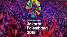 Esport Hadir di Asian games 2018