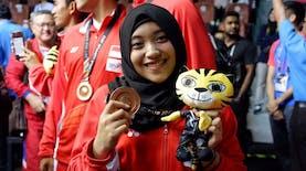 Yaisha Putri Yasandi, Atlet Muda Indonesia yang Siap Tampilkan Pemainan Terbaik di Asian Games 2018
