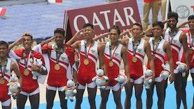Sebuah Buku untuk Menghormati Jasa Atlet Indonesia