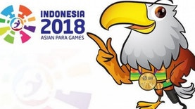 Dengan Kaki Palsu, Mengukir Prestasi di Asian Para Games 2018