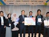 Gambar sampul Delegasi UI Juara 1 Kompetisi Bisnis di Korea