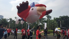 Ketahui Arena Olahraga Atlit Asian Para Games 2018