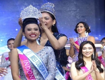 Astari Vernideani, Juara Miss Tourism International 2018