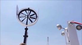 Atasi Masalah Suplai Listrik, Desa terpencil ini Gunakan Turbin Angin