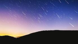 Hujan Meteor akan Hiasi Langit Indonesia Juli-Agustus Ini