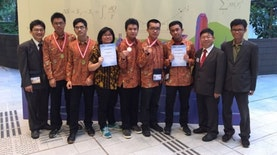 Delapan Jam Sehari Belajar Fisika, Antar Siswa Indonesia Raih Prestasi Internasional