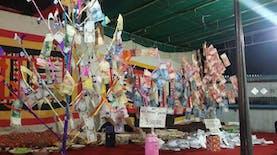Bungo Lado; Tradisi Sambut Maulid Nabi dengan Pohon Uang