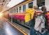 Mudik Mewah dengan Gerbong Kereta Bintang Lima. Ini Harga Tiketnya!