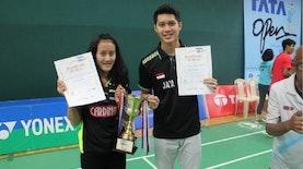 Badminton Indonesia Berjaya, Raih Tiga Gelar di India