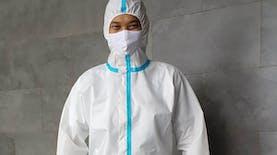Baju APD Buatan Indonesia Lolos Standar WHO