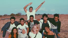 AIESEC Surabaya bersama Pemuda Dunia Dukung Potensi Pariwisata dan Budaya Banyuwangi