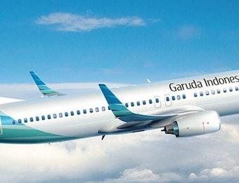 """Kembangkan Layanan Terbaik, Garuda Indonesia Raih Gelar """"THE WORLD'S MOST IMPROVED AIRLINE"""""""