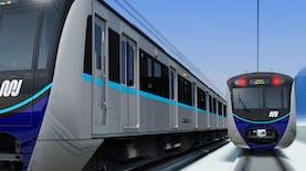 MRT Jakarta Juga Akan Membentang dari Timur ke Barat