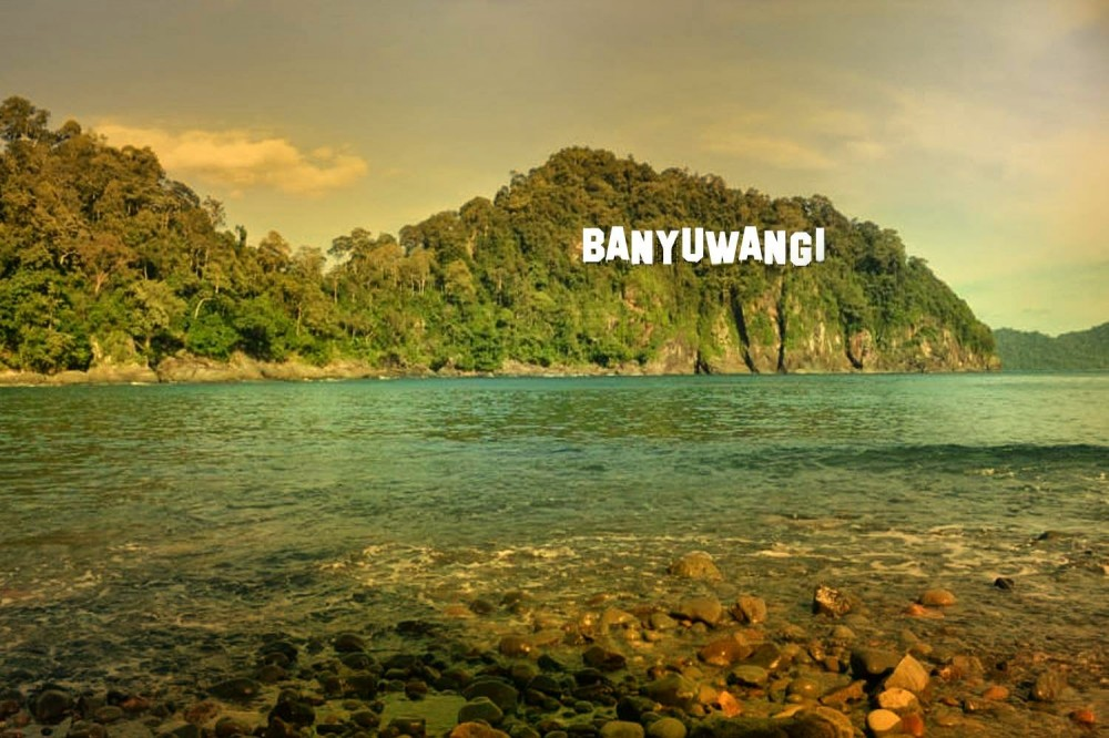 Mengintip Pesona Banyuwangi The Sunrise Of Java Good News