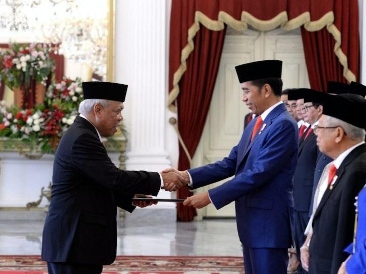 Basuki Hadimuljono, Rangkap Jadi Menteri PUPR dan Menteri Meme Indonesia