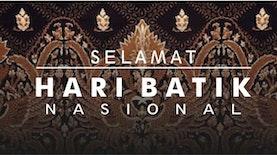 Hari Batik Nasional dan Eksistensinya di Dunia