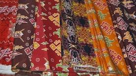 Benang Bintik, Lukisan Kehidupan Suku Dayak Ngaju Kalimantan Tengah