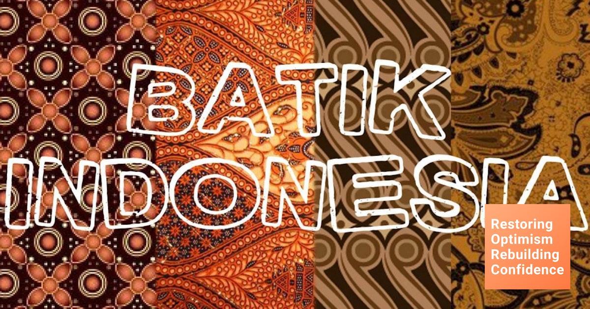 10 Motif Batik Populer Dari Berbagai Daerah Good News From Indonesia