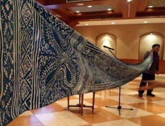 Ini Motif Batik Tertua  Asli dari Indonesia tanpa Terpengaruh Budaya Negara Lain