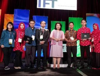 Prestasi Indonesia di Ajang Kompetisi Ilmu Pangan Internasional
