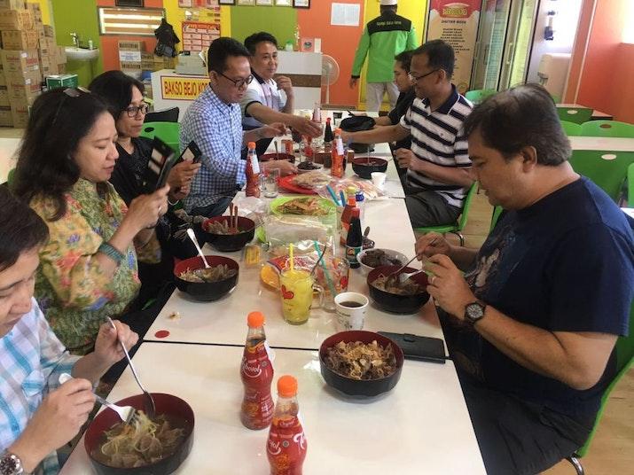 Bakso Buatan Indonesia Hits di Korea Selatan