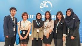 Bali Democracy Student Conference, Suara Para Pemuda Kontribusi Untuk Demokrasi Dunia