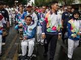 Gambar sampul Secercah Cahaya Obor Menyambut Asian Para Games 2018 Jakarta