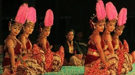 Tarian Ini Jadi Jembatan Budaya Yogyakarta dan Dunia Luar. Apakah Itu?