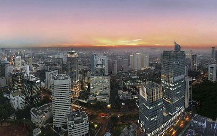 Beijing - New Delhi. Jakarta?