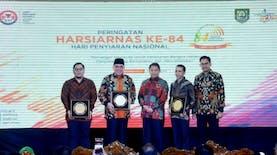 Provinsi Bengkulu Raih Penghargaan Penyiaran Sehat Indonesia
