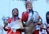 PON XIX Jawa Barat 2016 : Papua Raih Emas di Cabor Selam Kolam 100 M Bifins Putri
