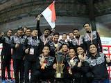 Gambar sampul TOP 10 BWF World Team Rankings 2020, Berapa Peringkat Indonesia?