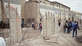 Indonesia Satu-satunya Negara Asia Tenggara yang Miliki Bongkahan Tembok Berlin
