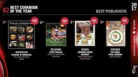 Buku Masakan Karya Dua Chef Indonesia Raih Penghargaan Tertinggi di Ajang Internasional