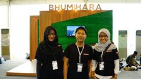 Bhumihara, Cita-cita Menjaga Pulau-pulau Indonesia, Mendapat Penghargaan di Singapura