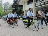 Gambar sampul Sepeda Listrik Asli Indonesia Karya UNS