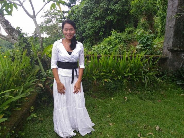 Bincang Keindonesiaan dalam Sastra Bersama Dewi Lestari