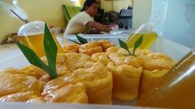 Bingka Barandam, Kue yang Harus Anda Buru Saat Ramadhan di Kalimantan