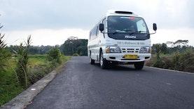 Bus Sekolah Ini Berbahan Bakar Minyak Goreng Bekas