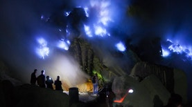Pesona Tersembunyi di Alam Banyuwangi yang Hanya ada Dua di Dunia