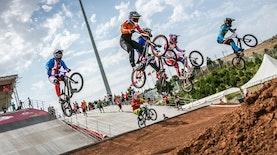 Indonesia Naik 12 Tingkat pada Posisi Peringkat Dunia BMX
