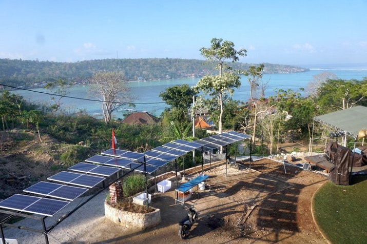 Greenpeace dan Universitas Udayana Sepakat Kembangkan EBT di Bali