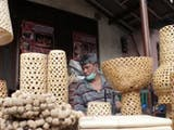 Karya Unik Warga Bogor Sulap Limbah Jagung Jadi Kerajinan Bernilai Tinggi