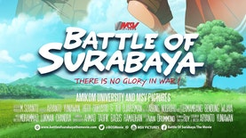 8 Fakta tentang Film Animasi Battle of Surabaya