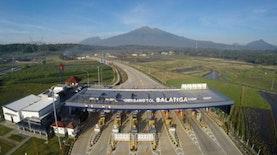 Bentang Ruas Tol Terpanjang di Pulau Jawa Itu Dikenal Map sebagai Jalan Tol Salatiga-Kertosono