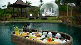 Hotel di Bali Masuk Jajaran 'Wild Holiday' Asia