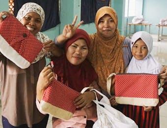 Pembawa Asa untuk Ibu-ibu Rusun