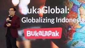 4 Juta Pedagang Akan Terkoneksi Dengan Pelanggan Mancanegara Melalui BukaGlobal
