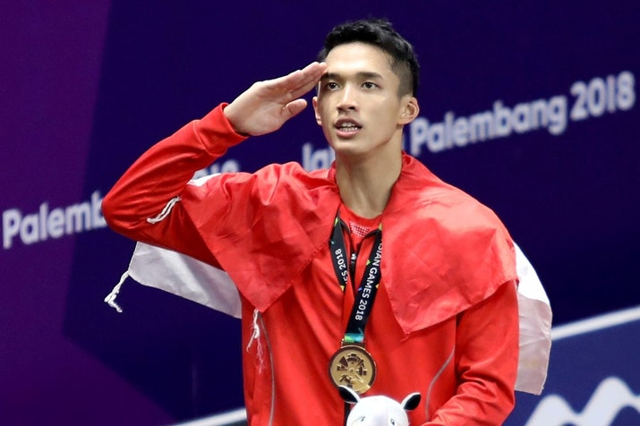 Penantian 12 Tahun Emas Bulutangkis Tunggal Putra di Asian Games